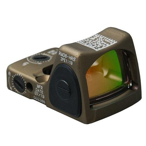 Trijicon RMR® RM06 Type 2 HRS Adjustable LED Sight (3.25 MOA Red Dot)