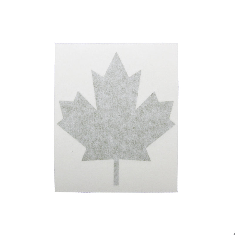 Vinyl Decal - Maple Leaf Medium