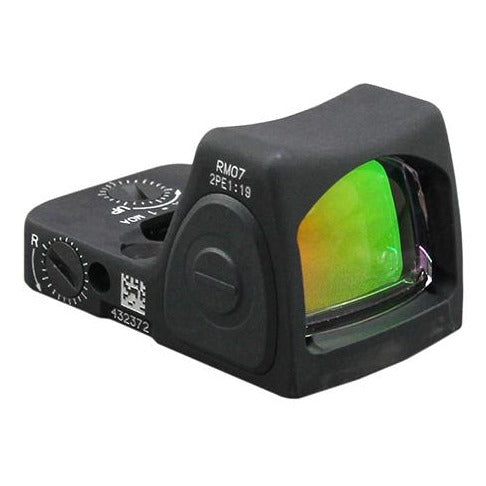Trijicon RMR® RM07 Type 2 Adjustable LED Sight (6.5 MOA Red Dot)