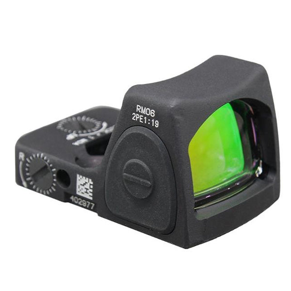 Trijicon RMR® RM06<br/>Type 2 Adjustable LED Sight<br/>(3.25 MOA Red Dot)