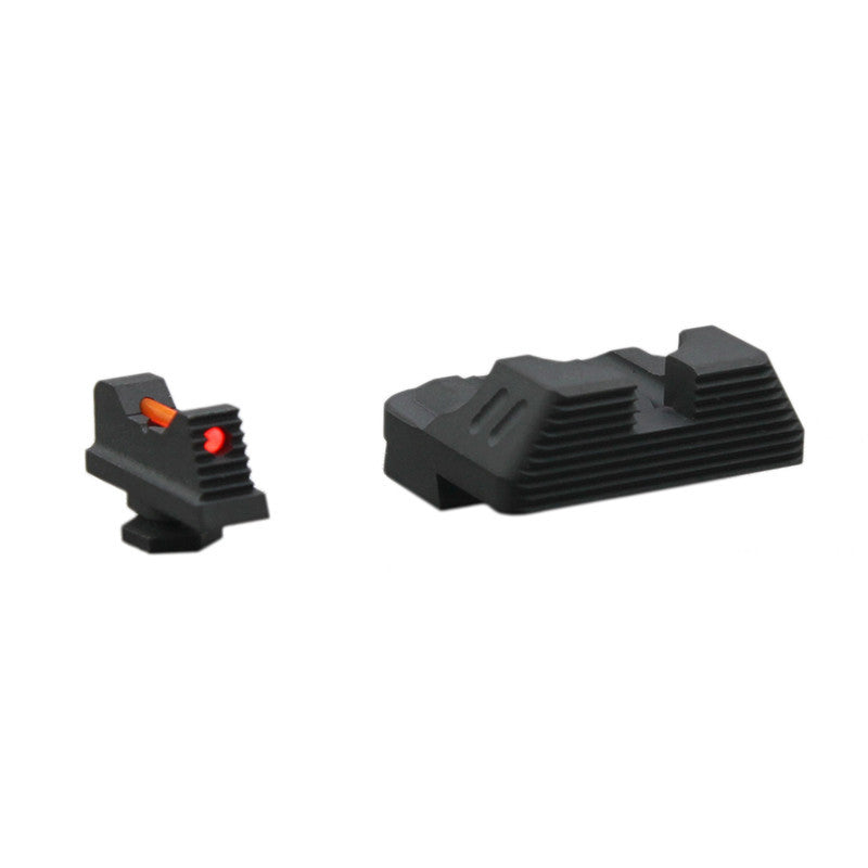 ZEV Technologies Combat Sight Set - Fiber Optic