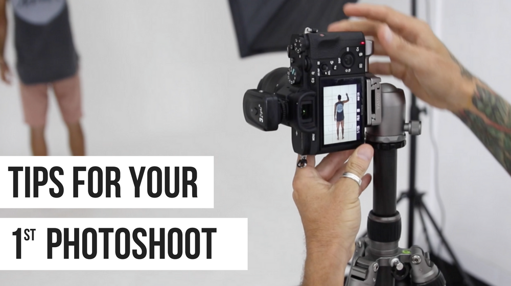 Tips for your First Fashion Photoshoot