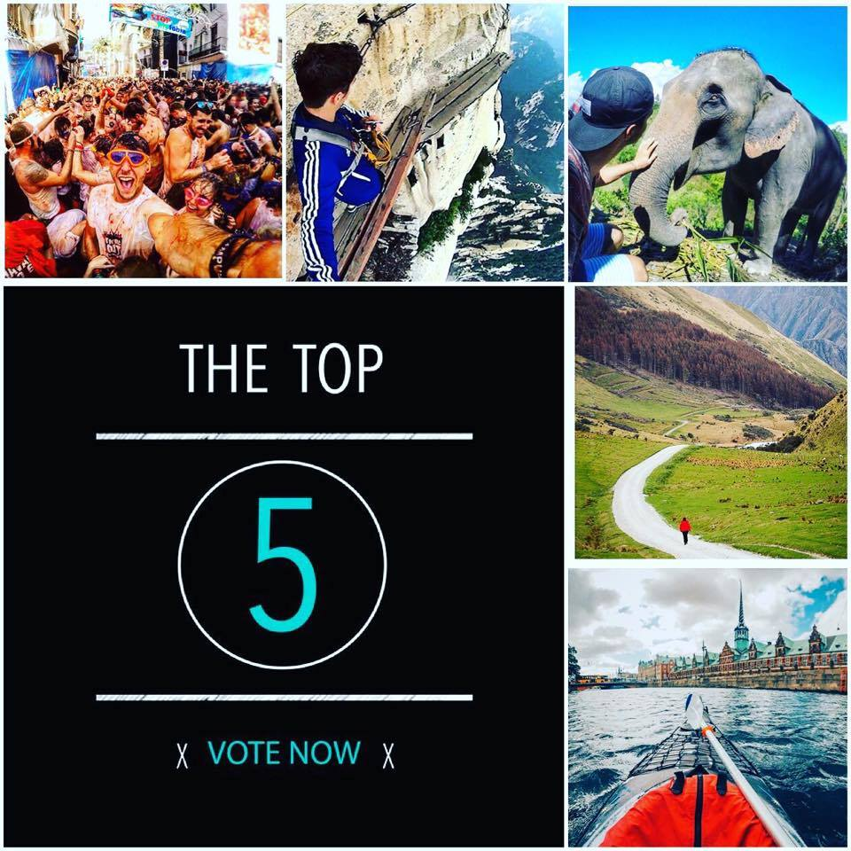 See Ya Never Epic Travel Photo Instagram Contest Top 5