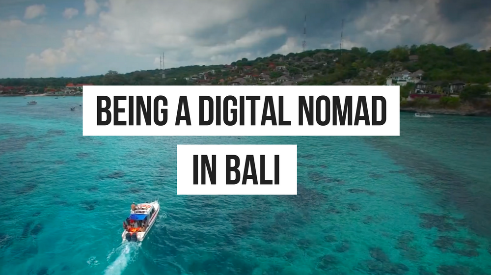 Being a Digital Nomad in Bali