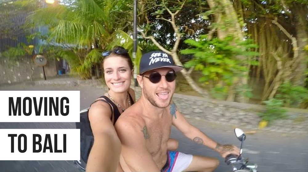 Moving to Bali - Louise of See Ya Never