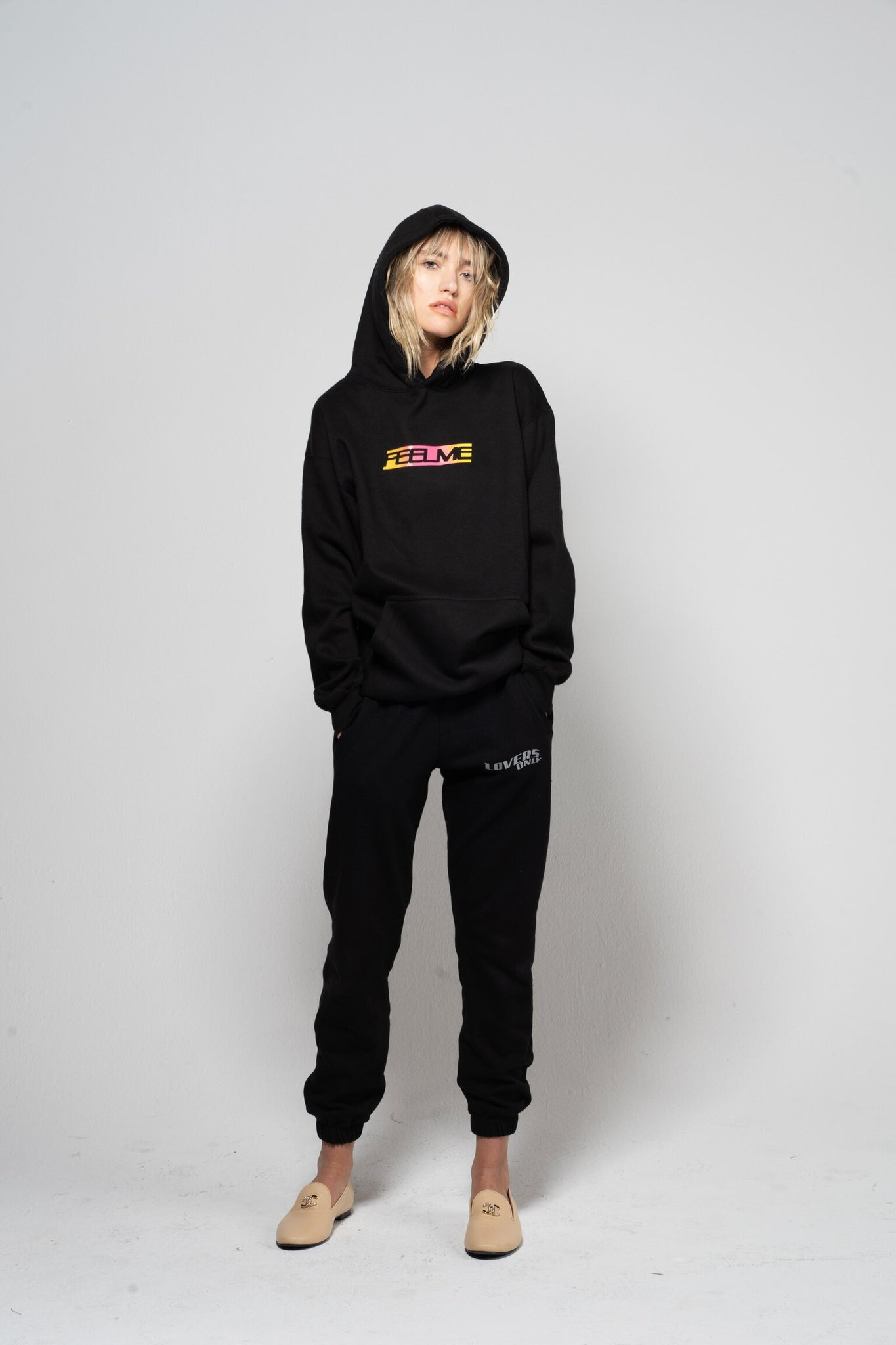 "French Terry ""Lovers Only"" sweats"