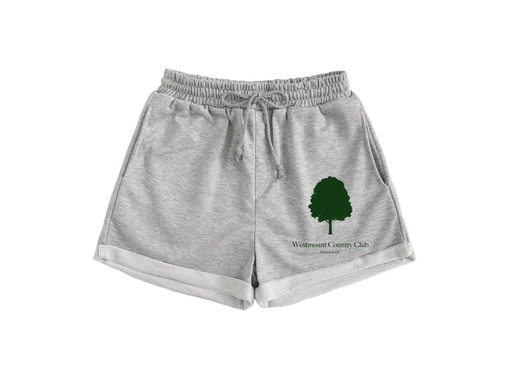 French Terry Westmount Shorts