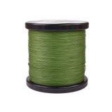 1000M 1094Yds Army Green 10lb-300lb Hercules PE Braided Fishing Line 8 Strands