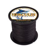 100M 109Yds Black 10lb-300lb Hercules PE braid Fishing Line 8 Strands