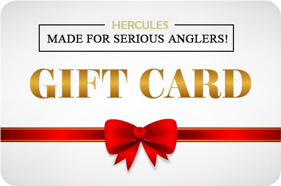 Hercules Fishing Tackle Gift Card