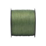 [HERCULES] No Fade Fishing Line Green 6LB-100LB Fishing Line PE Braided Fishing Lines Superline Strong Lines 4 Strands 100m 150m 200m 300m 500m 1000m