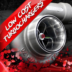 Low Cost Turbochargers