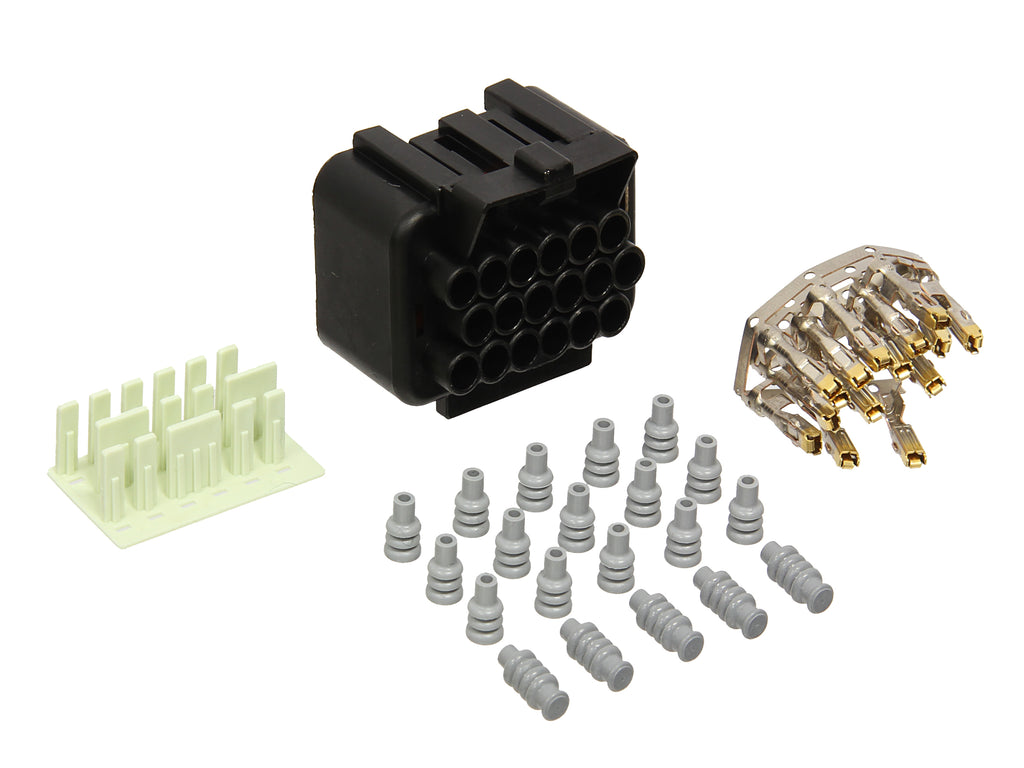 MoTeC ECU Connectors