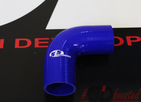 54mm 90° Degree Elbow Silicone Hose
