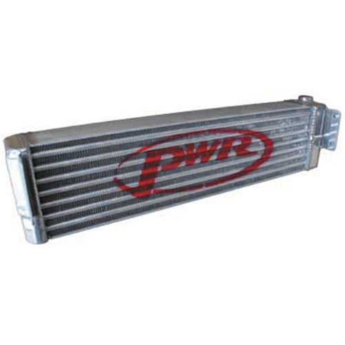 PWR Performance Products Oil Coolers - Tube and Fin Oil Cooler for Ford Mustang - Owen Developments
