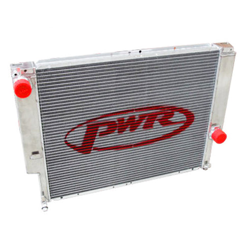 PWR Performance Products Radiators - BMW - Owen Developments