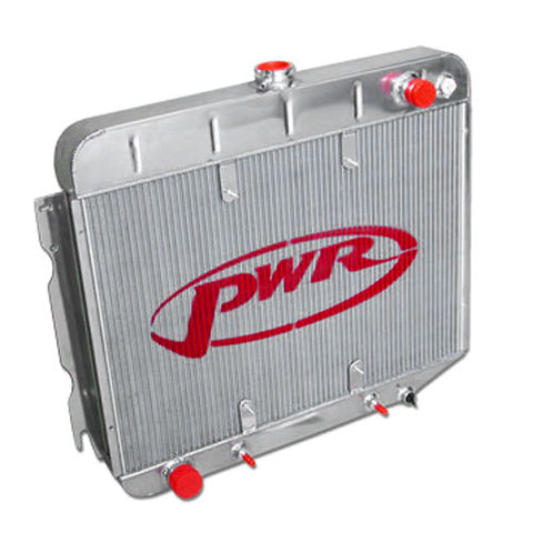 PWR Performance Products Radiators - Chrysler/Dodge - Owen Developments