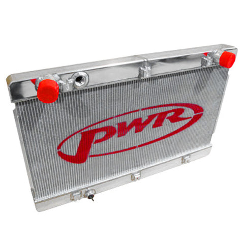 PWR Performance Products Radiators - Ferrari 456GT V12 1996 - Owen Developments
