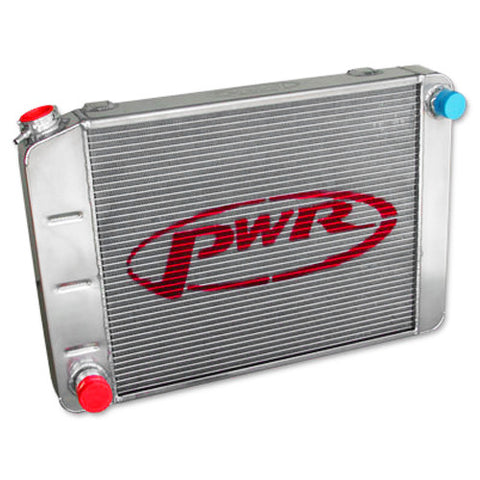 PWR Performance Products Radiators - Ford - Owen Developments