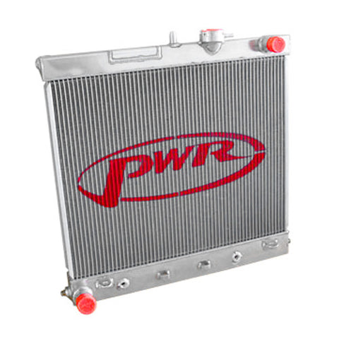 PWR Performance Products Radiators - Hummer 03 55mm - Owen Developments