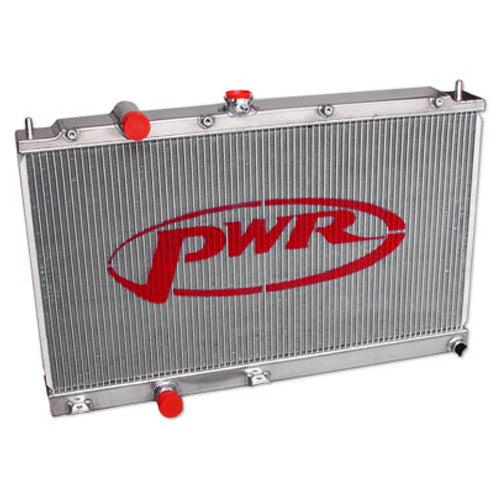 PWR Performance Products Radiators - Mitsubishi - Owen Developments