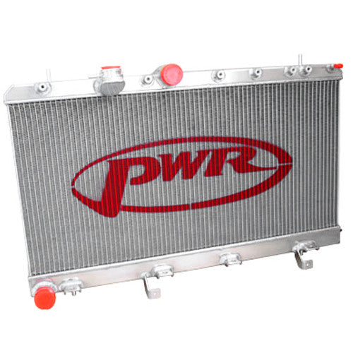 PWR Performance Products Radiators - Subaru - Owen Developments