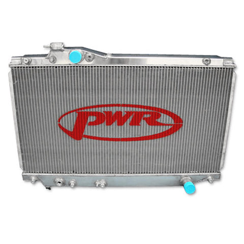 PWR Performance Products Radiators - Toyota - Owen Developments
