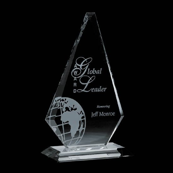 Windsor Award - Jade 8""