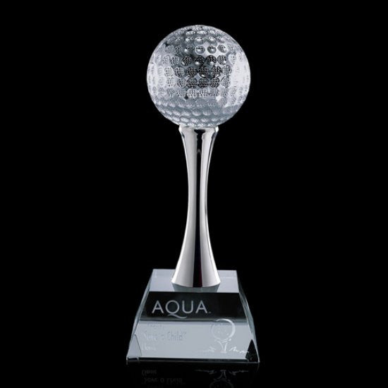 Edson Golf Award - Optical 8""