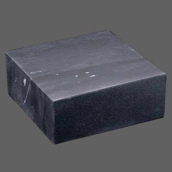 "Marble Base - Square 4""x4""x2"" High"