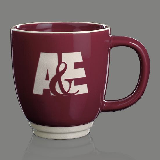 Heartland Mug - 14oz Burgundy