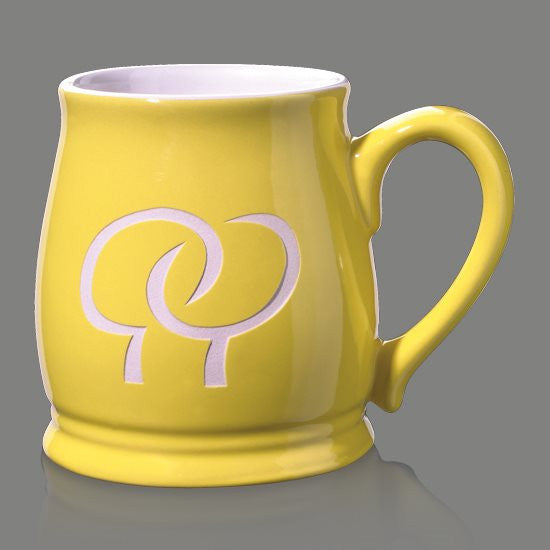 Biscayne Mug - 16oz Lemon Yellow