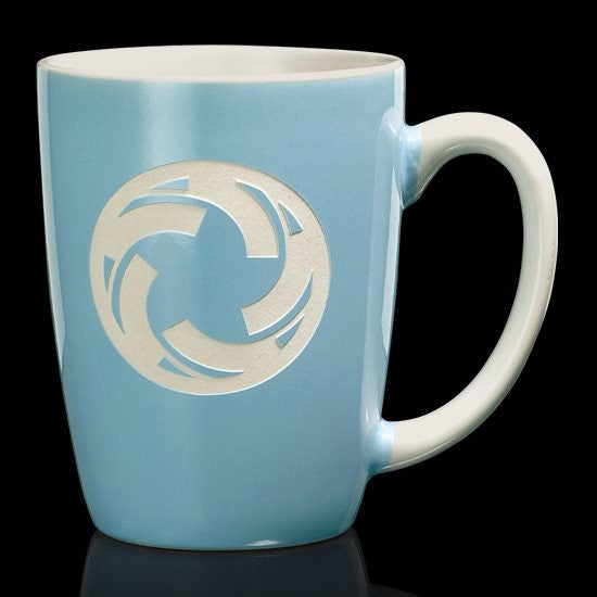 Camelot Mug - 13oz Powder Blue