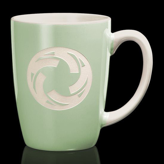 Camelot Mug - 13oz Mint Green