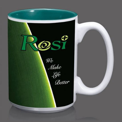 AstroSub™ Mug - 15oz Green