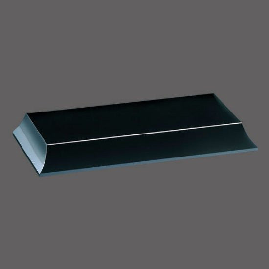 "Bartlett Base - Black 3"" x 6"""