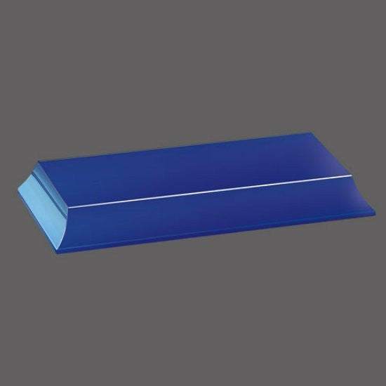 "Bartlett Base - Blue 2 1/2""x5"""