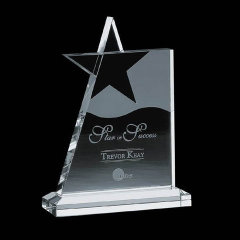 Abbotsford Star Award - Optical 8""