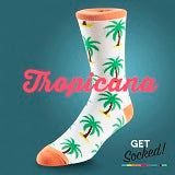 Tropicana Bamboo Socks
