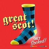Great Scot Bamboo Socks