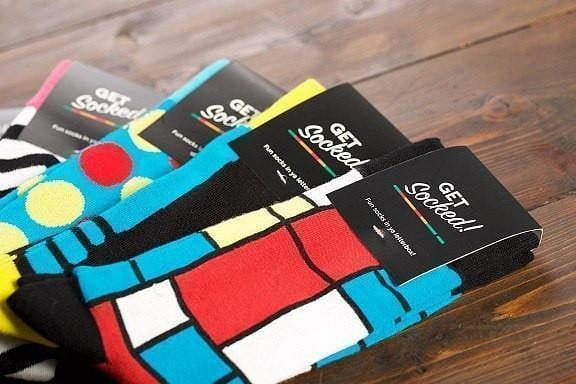 24 Monthly Sock Subscription - GetSocked Bamboo Socks on Monthly Subscription!
