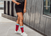 Big Red - GetSocked Bamboo Socks on Monthly Subscription!