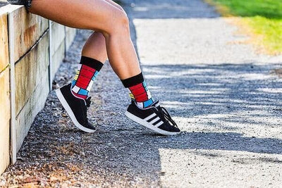 Birthday Present / Gift Idea - Sock Subscription - GetSocked Bamboo Socks on Monthly Subscription!