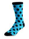 Black and Blue Socks-GetSocked!