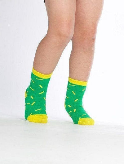 Cactus  - Baby Socks by GetSocked - GetSocked Bamboo Socks on Monthly Subscription!