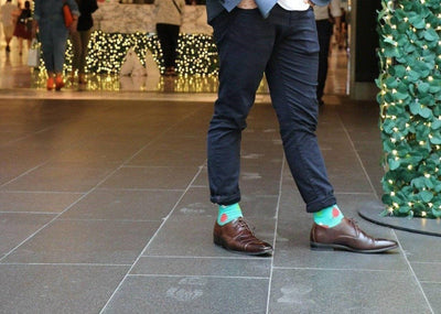Christmas Tree - GetSocked Bamboo Socks on Monthly Subscription!
