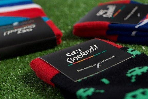 Corporate Monthly Sock Subscription - 6 Month Subscription - GetSocked Bamboo Socks on Monthly Subscription!
