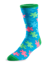 Jigsaw Socks - GetSocked Bamboo Socks on Monthly Subscription!