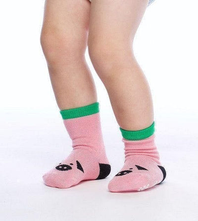 Oink! - Baby Socks by GetSocked-GetSocked!