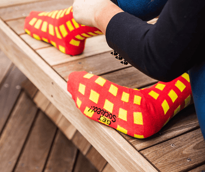 Picnic in the Park - GetSocked Bamboo Socks on Monthly Subscription!